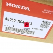 Tarcza hamulcowa Honda GL 1800 2001-2013 Gold Wing tył tylna [OEM: 43250MCA013]