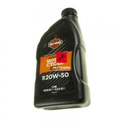 Olej silnikowy Harley Davidson 20W50 1 litr [OEM: 62600017]