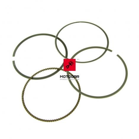 Zestaw pierścieni tłokowych Honda CBR 125 [OEM: 13011KGH305]