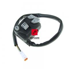 Przełącznik świateł kierunkowskazów Ducati Monster 1200 821 lewy [OEM: 65110281B]
