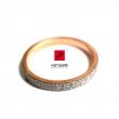 Uszczelka wydechu Suzuki GSF 650 1250 Bandit GSX 650 1250 [OEM: 1418118C00]