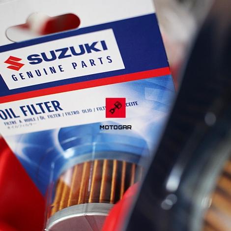 Filtr oleju Suzuki DR 600 650 800 XF 650 Freewind LS 650 Savage [OEM: 1651037450]