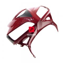 Czacha czasza Honda CBR 125 2009 2010 czerwona [OEM: 64210KTYD50ZC]