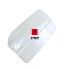Klapka wlewu paliwa Suzuki AN 650 Burgman 2005-2007 biała [OEM: 4738110G11YC3]