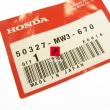 Mocowanie uchwyt akumulatora Honda CB 750 1992-2001 [OEM: 50327MW3670]