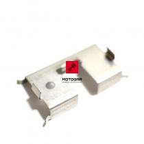 Zabezpieczenie klocków hamulcowych Honda CR 125 250 500 XR 600 650 400 [OEM: 43112KS6701]