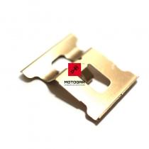 Blaszka, sprężyna klocków hamulcowych Honda CR XR NSR tył [OEM: 43108MY6671]