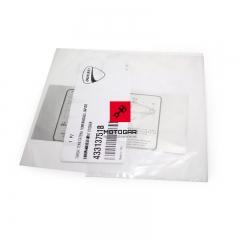 Naklejka informacyjna na wahacz Ducati Superbike 1199 12-14 [OEM: 43313751B]