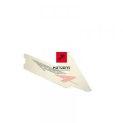 Naklejka RS4 owiewka Aprilia RS4 50 125 [OEM: B046039]