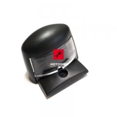 Lampka, oświetlenie tablicy rejestracyjnej Moto Guzzi Aprilia [OEM: 85256R]