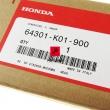 Przednia owiewka Honda SH 125 2013 chrom [OEM: 64301K01900]