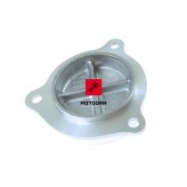 Pokrywa dekiel filtra oleju Yamaha XVS 1100 Drag Star BT 1100 Bulldog [OEM: 5EL1344800]