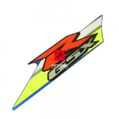 Naklejka owiewki Suzuki GSXR 125 2018 prawa [OEM: 6818523K10YSF]