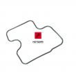 Uszczelka komory pływakowej gaźnika Honda GL 1500 VT 125 XL 125 [OEM: 16163KEA000]