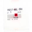 Uszczelniacz mechaniczny pompy wody Honda XL VTR ST XR CRF VT SH [OEM: 19217MAL300]
