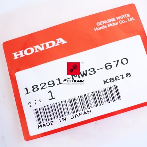 Uszczelka kolektora wydechowego Honda XRV 750 CBR 1100 [OEM: 18291MW3670]