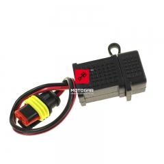 Gniazdo port USB Aprilia Caponord 1200 RSV4 1000 [OEM: 1D002258]