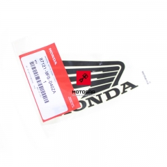 Naklejka na bak Honda CB 600 Hornet 2008 prawa [OEM: 87121MFGD40ZA]