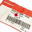 Tuleja dystans tylnego koła Honda VT 125 Shadow CA 125 CMX 250 [OEM: 42312KGB900]