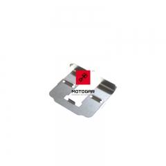 Blaszka mocowania klocków hamulcowych Honda CBR CB CBF VT VTR VTX NC XL [OEM: 43112MV9016]