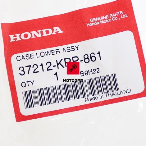 Obudowa podstawa zegarów licznika Honda CBR 125 2004-2006 [OEM: 37212KPP861]