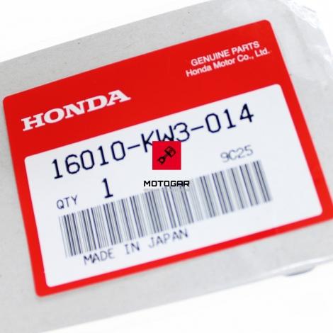 Uszczelki gaźnika Honda NX 250 Dominator 1988-1993 ZESTAW [OEM: 16010KW3014]