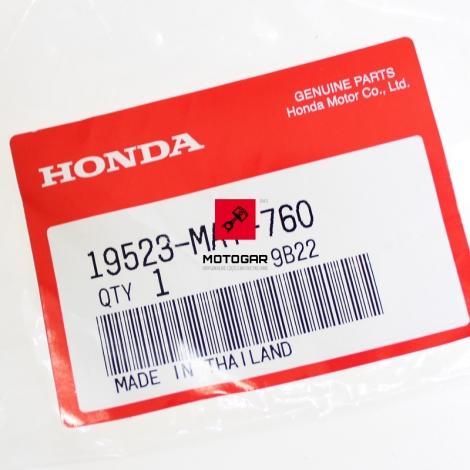 Wąż pompy wody Honda CBR 1100XX Blackbird CB 1100SF X11 [OEM: 19523MAT760]