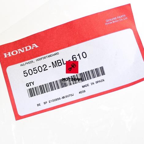Sprężyna stopki centralnej Honda NT 650 700 Deauville XL 125 Varadero [OEM: 50502MBL610]