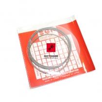 Zestaw pierścieni tłokowych Suzuki RMZ 250 [OEM: 1214010810]