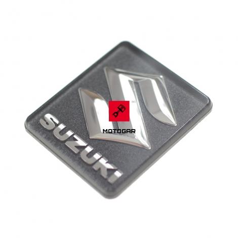 Emblemat logo Suzuki GSXR GSXS GW SFV VL VZ VZR AN DL GSF GSR GSX [OEM: 6828147HA0]