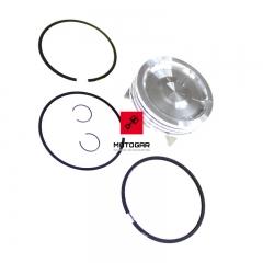 Tłok pierścienie Piaggio Beverly MP3 X9 X8 X Evo ZESTAW D [OEM: 8435190004]