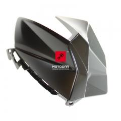 Czasza owiewka lampy Suzuki GSXS 125 2018 czarna [OEM: 5181123KA0291]