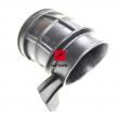 Króciec filtra powietrza Honda NX 650 Dominator 1995-1999 [OEM: 17253MAN600]