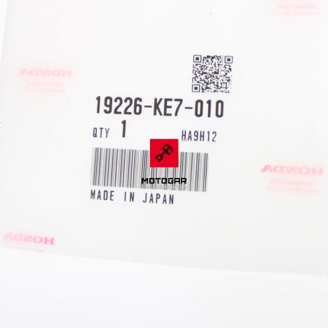 Uszczelka pompy wody Honda CB 500 CBF 500 VFR 400 [OEM: 19226KE7010]