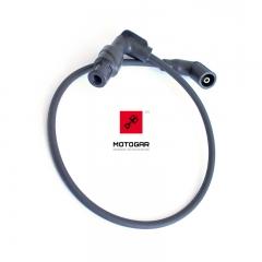 Przewód zapłonowy z fajką fajka zapłonowa Moto Guzzi V7 V9 [OEM: CM277102]