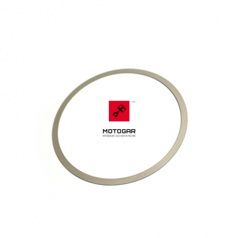 Podkładka, pierścień kosza sprzęgłowego Honda CRF 450R XR 650R [OEM: 22125MBN670]