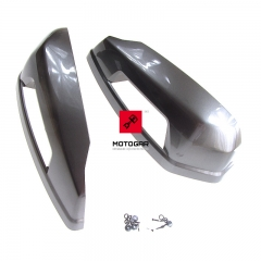 Nakładki kufrów bocznych Kawasaki Z1000SX 2014 szary grafitowy [OEM: 99994042245W]