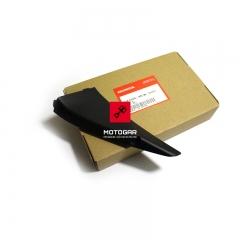 Lewy uchwyt, listwa przedniej szyby, owiewki Honda VFR 800 czarna [OEM: 64596MCWD00]