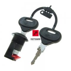 Zamek schowka Honda SH 125 150 PES 125 150 kluczyki [OEM: 64210KTF640]