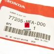 Guma kanapy kierowcy Honda CBF 1000 2006-2010 [OEM: 77205MFAD00]