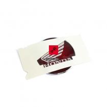 Emblemat, logo Honda lewej owiewki Honda CRF 1000 Africa Twin [OEM: 86212MJPG50]