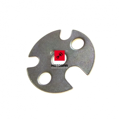 Blaszka oporowa iglicy Suzuki DR 600 VS 750 LS 650 GN 125 [OEM: 1338937400]