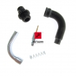 Adapter linki ssania ręcznego Honda VT 1100 NTV NT 650 PC 800 XRV 750 [OEM: 16046MZ6730]