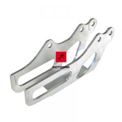 Prowadnica łańcucha napędowego Honda CRF 250 CRF 450 aluminiowa [OEM: 52147MENJ00]