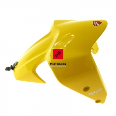 Błotnik Ducati Monster 821 2018-2019 żółty przedni [OEM: 564P6442AY]