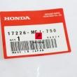 Uszczelniacz kanału, dolotu powietrza Honda CBR 900RR fireblade 02-03 [OEM: 17226MCJ750]