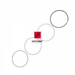 Pierścienie tłokowe Honda SH 300 2007-2013 (0,5) [OEM: 13031KTW900]
