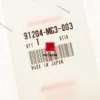 Uszczelniacz wałka zdawczego Honda FX FMX NX XL 650 XR XL VT 600 [OEM: 91204MG3003]