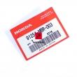 Uszczelniacz pyłowy wahacza Honda VT 1300 2010 2013 [OEM: 91254MBR003]