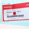 Łożysko wału Honda FES SH PES NES 125 150 prawe [OEM: 91005KGF911]